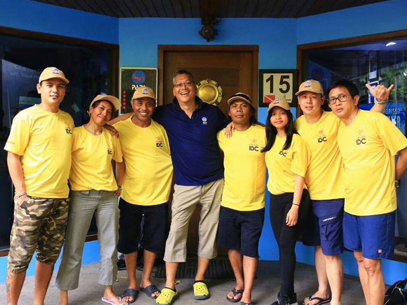 Padi Gold Course Director