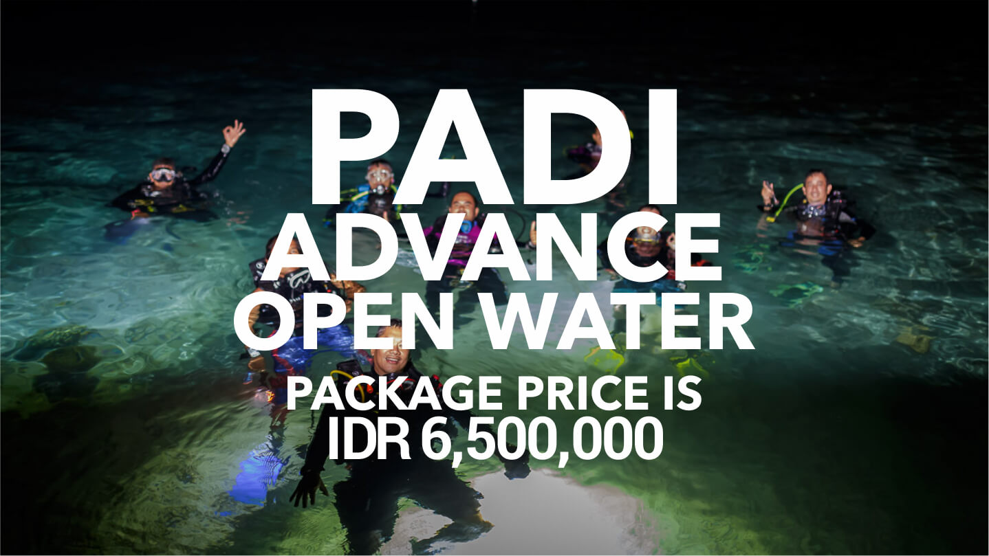ODY Dive PADI Dive Course Advance Open Water