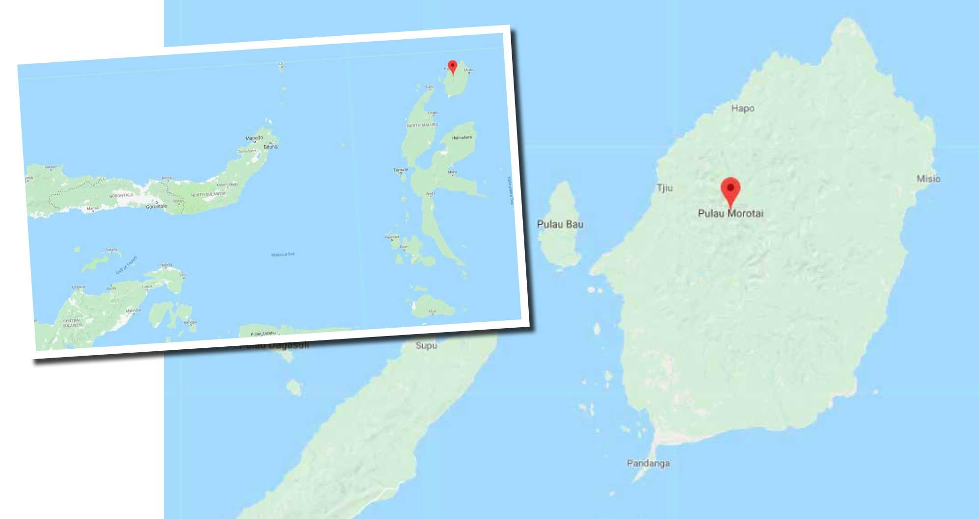Dive Trip Odydive Murotai Maps
