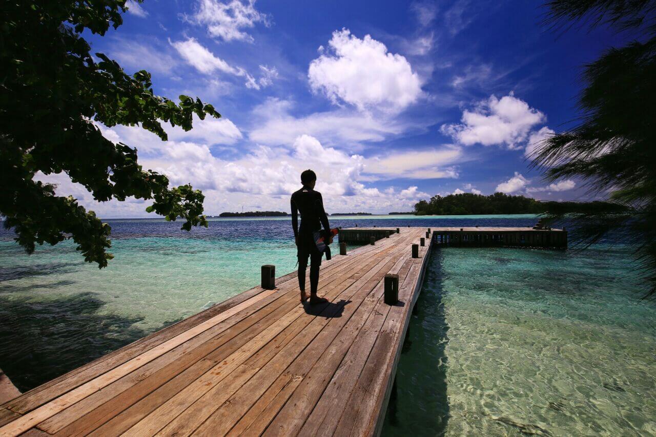 O'Ba Resort Pier 2